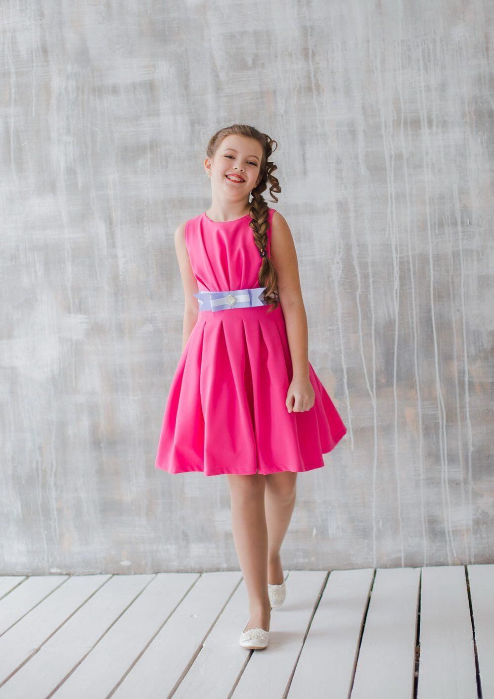 Купить платье девочке 4 класс