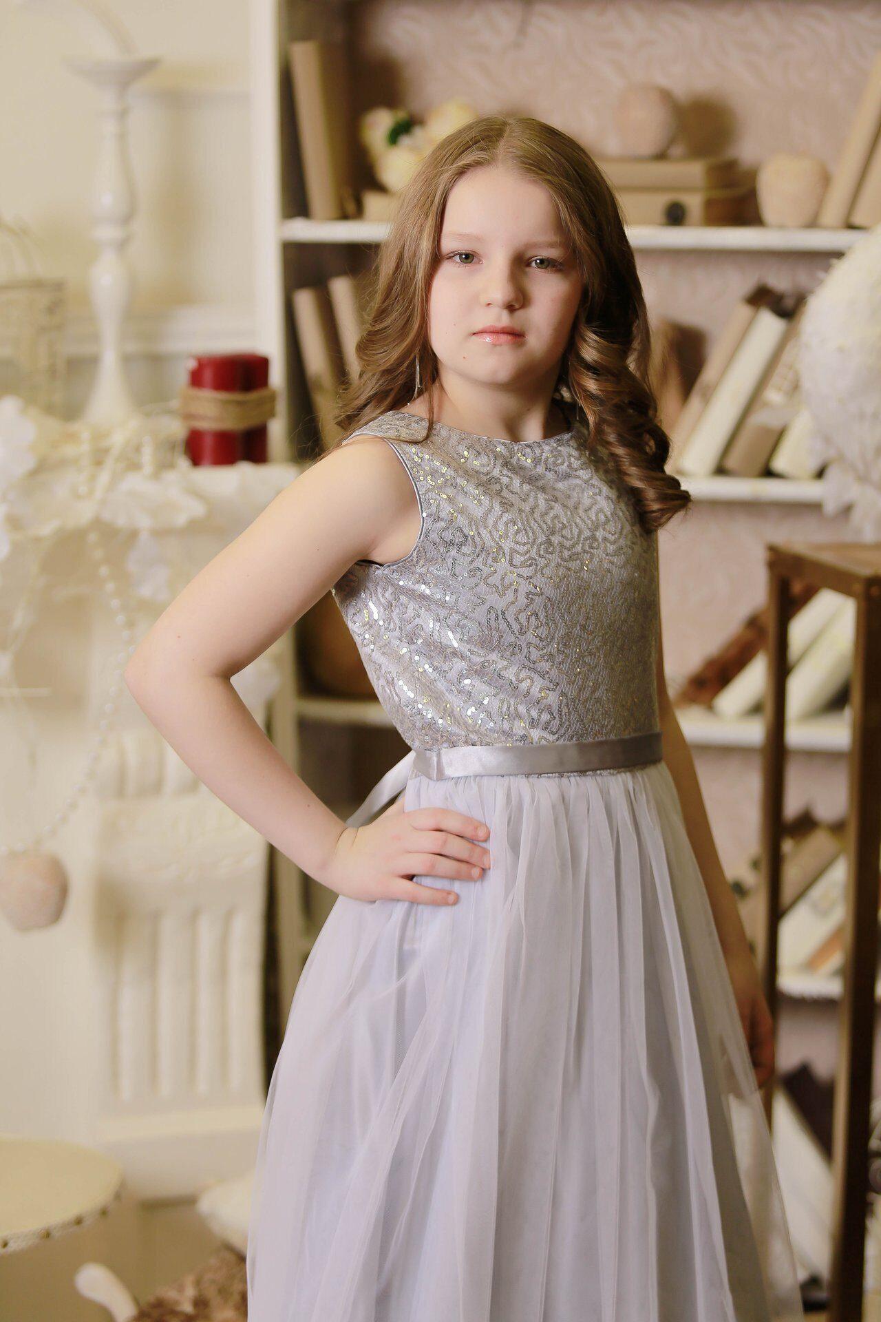 6776d51f66c Праздничное платье для девочки 11-12 лет Хабаровск