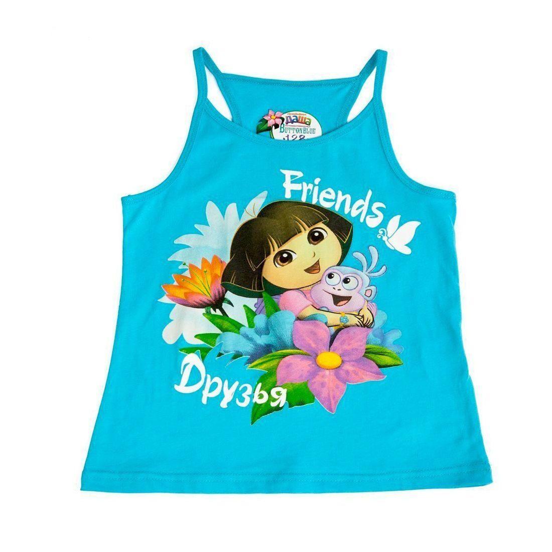 f37fa2dc0b9c3 Купить летнюю одежду для девочки в Хабаровске, майка летняя для ...